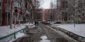 У Сургута нет денег на ремонт дворов и междворовых проездов. Фото: varlamov.ru