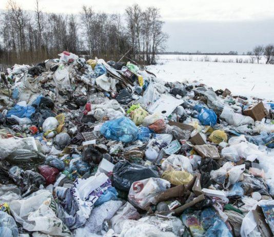 Компания сваливала мусор на отдаленных улицах. Фото: t-l.ru