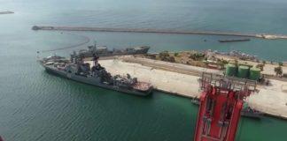Россия хочет построить в сирийском Тартусе торговый порт. Фото: topwar.ru