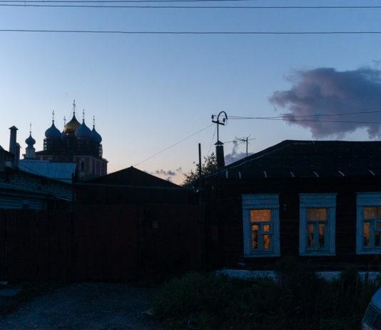 В Рязани зафиксировали чрезмерное содержание диоксида азота, взвешенных веществ и сероуглерода. Фото: varlamov.ru
