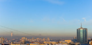 смог, Челябинск, Урал, экология, выбросы