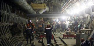 """Задержанный гендиректор """"Метростроя"""" заявил, что хочет увеличить число рабочих мест. Фото: metrostroy-spb.ru"""