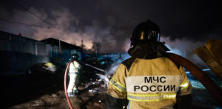 В Приморском крае не в первый раз загорается учебное заведение.