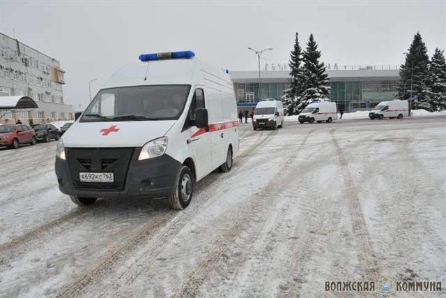 Самарская скорая помощь регулярно опаздывала к пациентам. Фото: vkonline.ru