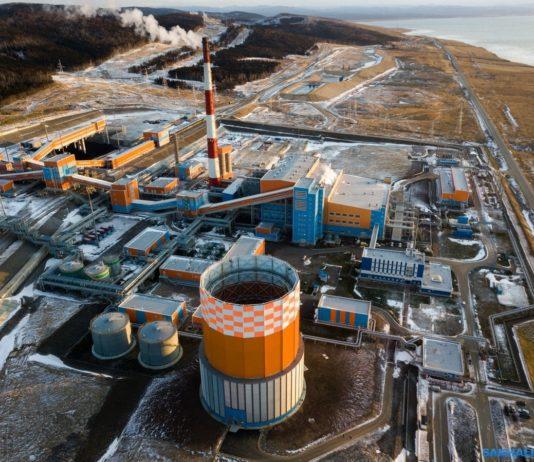 Сахалинская ГРЭС-2 Фото: sakhalin.info