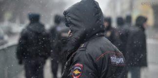 Обнаружив ребенка, прохожий вызвал полицию. Фото: riafan.ru