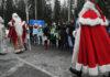Дед Мороз, Новый Год. Фото: Алексей Даничев / РИА Новости