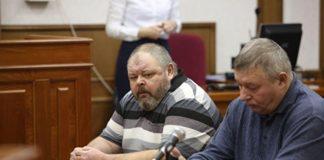 Экс-судья Олег Гаврюшин получил 8 лет колонии. Фото: Znak.com