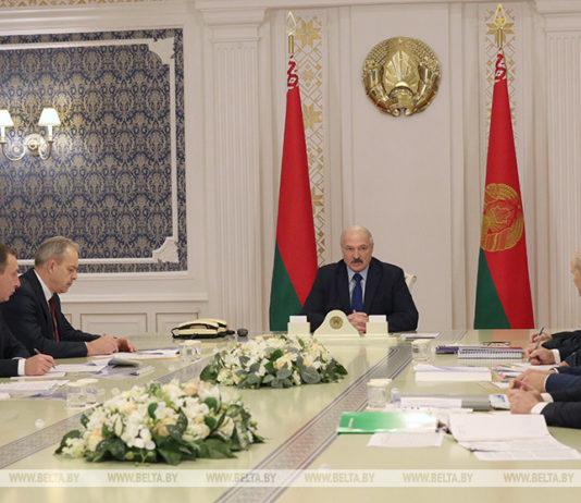 Лукашенко, Белоруссия. Фото: belta.by