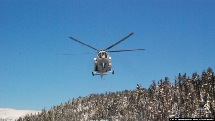 Ми-8, вертолет
