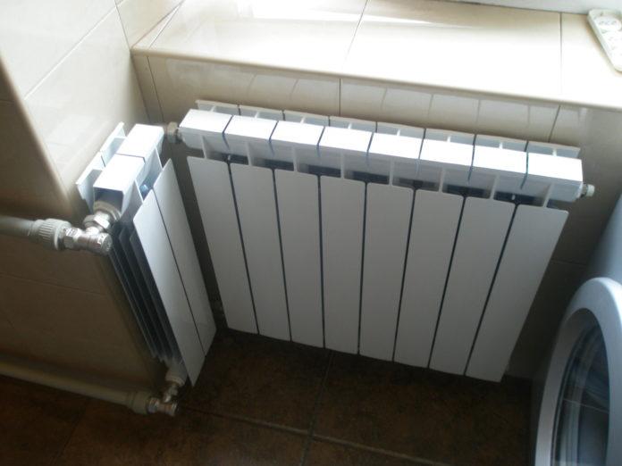 батареи, отопление, тепло