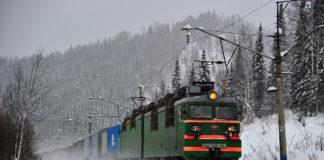 поезд, грузовой состав