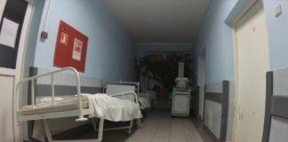 коридор больницы, медучреждение