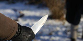 Нож, нападение. Фото: inforeactor.ru