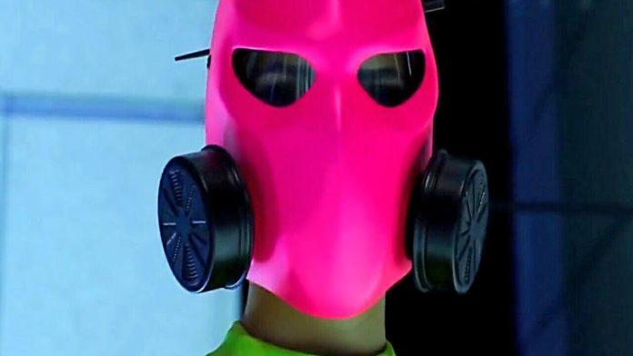 маска, ограбление