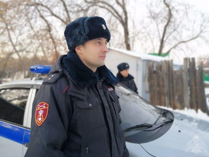 Росгвардия. Фото: 55.rosgvard.ru