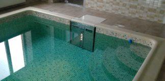 бассейн, хлорирование
