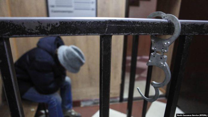 задержание, полицейский отдел