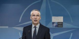 Йенс Столтенберг, НАТО