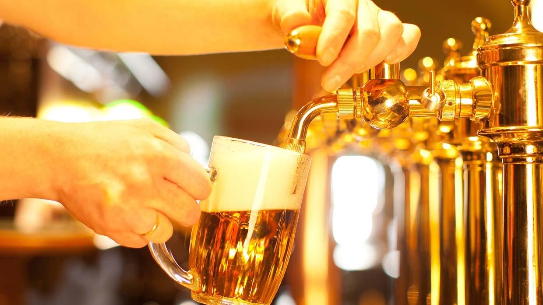 Пиво разлив картинки