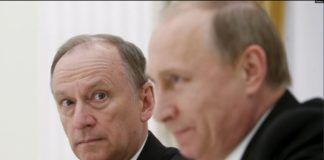 Николай Патрушев и Владимир Путин